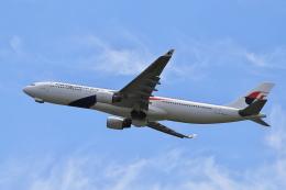 tecasoさんが、関西国際空港で撮影したマレーシア航空 A330-323Xの航空フォト(飛行機 写真・画像)