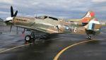 C.Hiranoさんが、ポー・ピレネー空港で撮影したPrivate Owner Spitfireの航空フォト(写真)