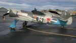 Chikaの航空見聞録さんが、ポー・ピレネー空港で撮影したPrivate Owner Yak-11の航空フォト(写真)