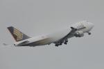 じゃりんこさんが、中部国際空港で撮影したシンガポール航空カーゴ 747-412F/SCDの航空フォト(写真)