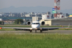 キイロイトリ1005fさんが、福岡空港で撮影したジェイ・エア CL-600-2B19 Regional Jet CRJ-200ERの航空フォト(写真)