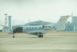 かみきりむしさんが、名古屋飛行場で撮影したSpeedwings Executive Jet EMB-505 Phenom 300の航空フォト(写真)