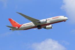 オポッサムさんが、成田国際空港で撮影したエア・インディア 787-8 Dreamlinerの航空フォト(写真)