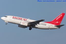 いおりさんが、福岡空港で撮影したイースター航空 737-73Vの航空フォト(写真)