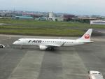 Tatsu mitsuさんが、宮崎空港で撮影したジェイ・エア ERJ-190-100(ERJ-190STD)の航空フォト(写真)