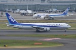 amagoさんが、羽田空港で撮影した全日空 767-381の航空フォト(写真)