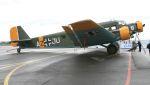 C.Hiranoさんが、ポー・ピレネー空港で撮影したPrivate Owner Ju 52/3mの航空フォト(写真)
