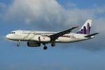 accheyさんが、福岡空港で撮影した香港エクスプレス A320-232の航空フォト(写真)