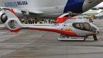 C.Hiranoさんが、ポー・ピレネー空港で撮影したGifii EC130B4の航空フォト(写真)