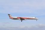 516105さんが、鳥取空港で撮影したコリアエクスプレスエア ERJ-145EPの航空フォト(写真)