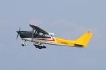 reonさんが、名古屋飛行場で撮影した日本個人所有 172G Ramの航空フォト(写真)