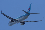 yabyanさんが、関西国際空港で撮影した大韓航空 737-8Q8の航空フォト(飛行機 写真・画像)