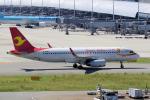 yabyanさんが、関西国際空港で撮影した天津航空 A320-232の航空フォト(飛行機 写真・画像)