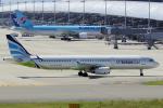 yabyanさんが、関西国際空港で撮影したエアプサン A321-231の航空フォト(飛行機 写真・画像)