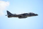 brasovさんが、ミラマー海兵隊航空ステーション で撮影したアメリカ海兵隊 AV-8B Harrier IIの航空フォト(写真)