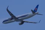 yabyanさんが、関西国際空港で撮影した中国南方航空 A321-211の航空フォト(飛行機 写真・画像)
