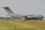 350JMさんが、厚木飛行場で撮影したオーストラリア空軍 C-17A Globemaster IIIの航空フォト(写真)