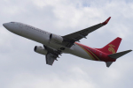 yabyanさんが、関西国際空港で撮影した深圳航空 737-87Lの航空フォト(飛行機 写真・画像)