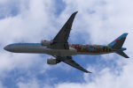 yabyanさんが、関西国際空港で撮影した大韓航空 777-3B5/ERの航空フォト(写真)