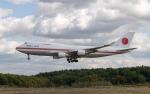 うみBOSEさんが、千歳基地で撮影した航空自衛隊 747-47Cの航空フォト(写真)