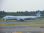 T.Kawaseさんが、成田国際空港で撮影した日本貨物航空 747-8KZF/SCDの航空フォト(写真)