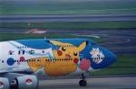 slashaxelさんが、羽田空港で撮影した全日空 767-381の航空フォト(写真)