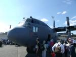 slashaxelさんが、横田基地で撮影したアメリカ空軍 EC130の航空フォト(写真)
