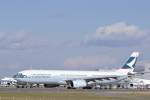 senyoさんが、成田国際空港で撮影したキャセイパシフィック航空 A330-342の航空フォト(写真)