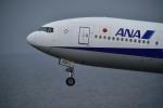 kamerajiijiさんが、中部国際空港で撮影した全日空 777-281の航空フォト(写真)