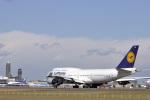 senyoさんが、成田国際空港で撮影したルフトハンザドイツ航空 747-430の航空フォト(写真)