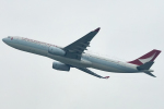 Double_Hさんが、香港国際空港で撮影した香港ドラゴン航空 A330-343Xの航空フォト(写真)