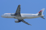 yabyanさんが、関西国際空港で撮影した中国東方航空 A320-214の航空フォト(飛行機 写真・画像)