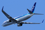 yabyanさんが、関西国際空港で撮影した全日空 737-881の航空フォト(写真)