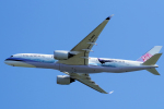 yabyanさんが、関西国際空港で撮影したチャイナエアライン A350-941XWBの航空フォト(写真)