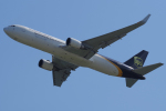 yabyanさんが、関西国際空港で撮影したUPS航空 767-34AF/ERの航空フォト(飛行機 写真・画像)