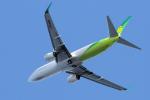 yabyanさんが、関西国際空港で撮影した春秋航空日本 737-8ALの航空フォト(写真)