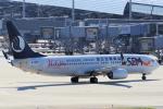 yabyanさんが、関西国際空港で撮影した山東航空 737-85Nの航空フォト(飛行機 写真・画像)
