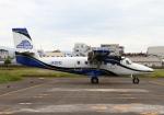 LOTUSさんが、八尾空港で撮影した第一航空 DHC-6-400 Twin Otterの航空フォト(写真)