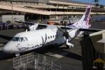 Bluewingさんが、ダニエル・K・イノウエ国際空港で撮影したオハナ・バイ・ハワイアン ATR-42-500の航空フォト(写真)