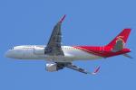 yabyanさんが、関西国際空港で撮影した深圳航空 A320-214の航空フォト(写真)