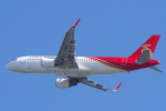 yabyanさんが、関西国際空港で撮影した深圳航空 A320-214の航空フォト(飛行機 写真・画像)