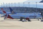 yabyanさんが、関西国際空港で撮影したエア・カナダ・ルージュ 767-3Q8/ERの航空フォト(写真)
