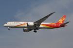 いもや太郎さんが、北京首都国際空港で撮影した海南航空 787-9の航空フォト(写真)
