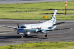 yabyanさんが、関西国際空港で撮影した海上保安庁 340B/Plus SAR-200の航空フォト(飛行機 写真・画像)