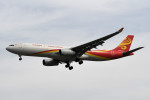 いもや太郎さんが、北京首都国際空港で撮影した海南航空 A330-343Xの航空フォト(写真)