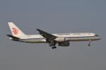 いもや太郎さんが、北京首都国際空港で撮影した中国国際貨運航空 757-2Z0(SF)の航空フォト(写真)