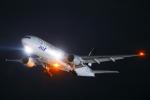 臨時特急7032Mさんが、福岡空港で撮影した全日空 777-281の航空フォト(写真)