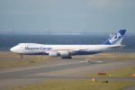 きんめいさんが、中部国際空港で撮影した日本貨物航空 747-8KZF/SCDの航空フォト(写真)