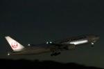 たかきさんが、成田国際空港で撮影した日本航空 777-246/ERの航空フォト(写真)