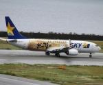 nagareboshiさんが、神戸空港で撮影したスカイマーク 737-86Nの航空フォト(写真)